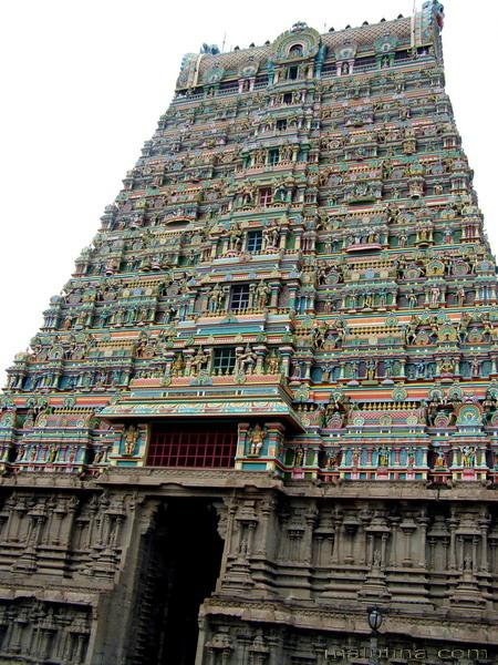 Храм Шивы...