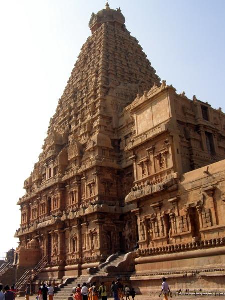 Храм Брихадишвара