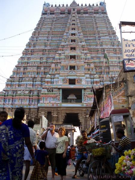 Храм Шри Ранганатхасвами