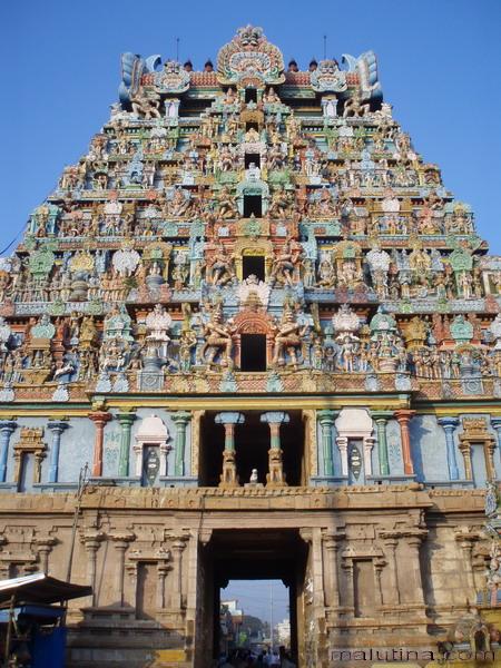 Храм Шри Джамбукешвара